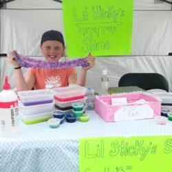 Lil' Sticky Slime