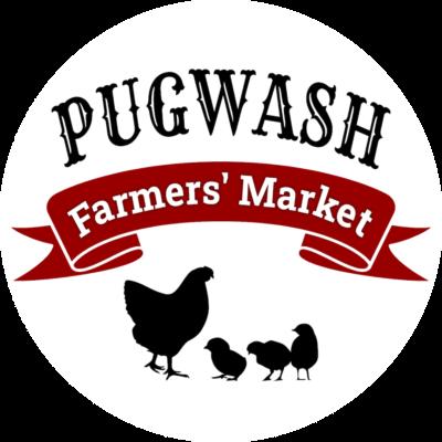 Pugwash Farmers' Market Logo