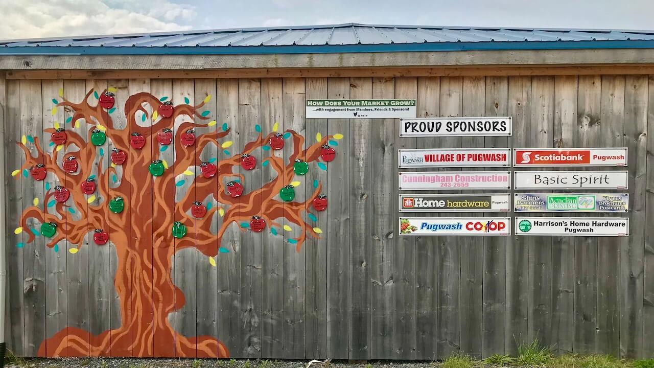 Proud Sponsors of the Pugwash Farmers' Market